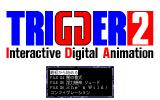 Trigger 2 PC-98 Title screen