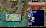Sword World PC PC-98 The starting city. The map looks identical to India for some reason