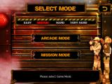 Metal Slug 3 iPad Select mode