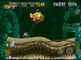 Metal Slug 3 iPad Under the sea