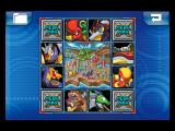 Mega Man X iPad The stage select screen