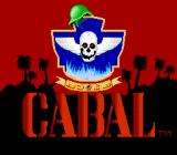 Cabal NES Title