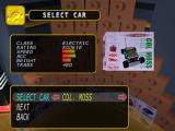 Re-Volt iPad Car selection