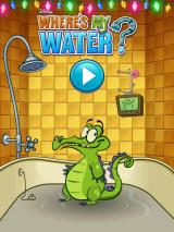 Where's My Water? iPad Title screen