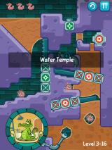 Where's My Water? iPad Water temple level