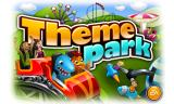 Theme Park Android Title screen