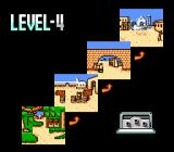 Cabal NES Level 4 Overview