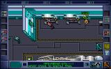 Strike Squad DOS Main Game Screen
