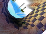 Gex 3D: Enter the Gecko Windows Climbing a wall