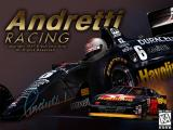Andretti Racing Windows Splash screen