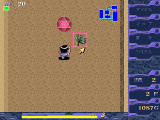 Desert Time: Mugen no Meikyū Windows Synagogue entrance. Nah, just kidding. A teleporter, is all