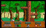 Cosmo's Cosmic Adventure: Forbidden Planet DOS Episode 1: a forest (with the best melody of the whole game)
