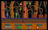 Cosmo's Cosmic Adventure: Forbidden Planet DOS Episode 1: this forest is much more spooky...
