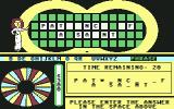 "Wheel of Fortune Commodore 64 I know this. It's ""Patience of a Saint"""