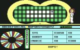 Wheel of Fortune Commodore 64 Son of a bitch!