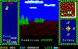 Argo PC-88 The terrain changes
