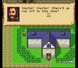 New Horizons SNES Start of Joao Franco's story. Looks like your typical JRPG at first.