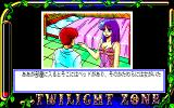 Nagakute Amai Yoru: Twilight Zone III PC-88 You can rest in this room. I'm sure you will... err... rest well