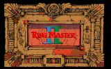 Ring Master II: Forget You Not, Evermore PC-98 Title screen