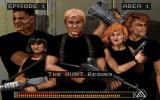 Rise of the Triad: The HUNT Begins DOS Ooh, title drop!