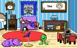 The Playroom DOS Main Game Screen