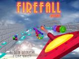 Firefall Arcade Macintosh Title screen