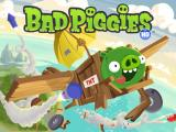 Bad Piggies iPad Loading screen