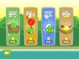 Bad Piggies iPad Chapter selection