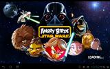 Angry Birds: Star Wars Android AB:SW's very own custom load screen