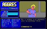 Aggres PC-88 She doesn't look very friendly...