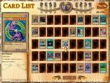 Yu-Gi-Oh! Power of Chaos: Yugi the Destiny Windows Check to see what cards you have acquired and how many remain to be found