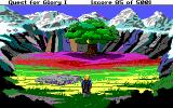 Hero's Quest: So You Want To Be A Hero DOS Erana's Peace