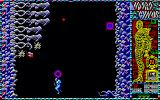 Han-Seimei Senki Andorogynus PC-88 Rocky area. Get the power-up!