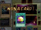 Yu-Gi-Oh! Power of Chaos: Yugi the Destiny Windows If you win, you get a new card for your deck