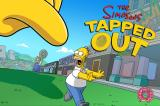 The Simpsons: Tapped Out iPhone Updated loading screen