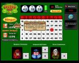 Saints & Sinners Bingo Windows This tool tip shows the winning combination for this game