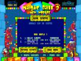 Magic Ball 2: New Worlds Windows It is possible to post high scores on the internet. The number of scores on there shows that this game has retained its popularity