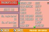 Pokémon Ruby Version Game Boy Advance You can now easily see what trainers want to battle you again