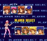 Seifuku Densetsu: Pretty Fighter SNES choose characters