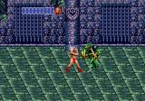 Golden Axe II Genesis duel - third battle