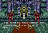 Golden Axe II Genesis Archnemesis