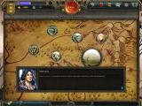 Might & Magic: Duel of Champions iPad Myranda, one of the Windswords, teaches you how to play the game.