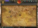 Might & Magic: Duel of Champions iPad On the world map.