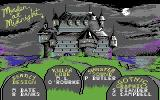 Killed Until Dead Commodore 64 Murder at Midnight at the Gargoyle Hotel.