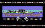 European Challenge Commodore 64 European Challenge in the scenery menu.