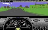 Test Drive II Scenery Disk: European Challenge Commodore 64 Welcome to Germany.