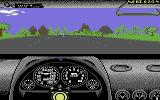 European Challenge Commodore 64 Three lane driving in Germany.