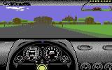 Test Drive II Scenery Disk: European Challenge Commodore 64 Rome, Italy.