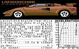 Test Drive Commodore 64 Countach