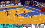 Fast Break Amiga Right court.